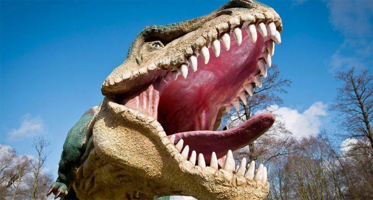 ¿Qué incluía el menú de T. rex? A veces
