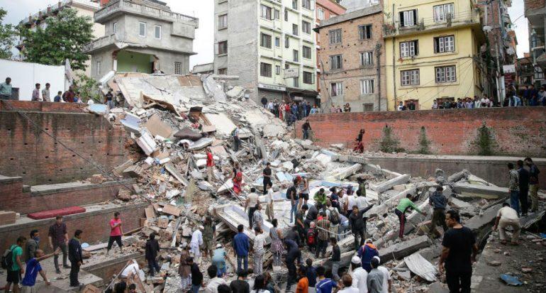 ¿Qué ocurrió en Nepal?