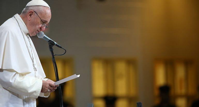 ¿Qué opina el Papa sobre el hambre?