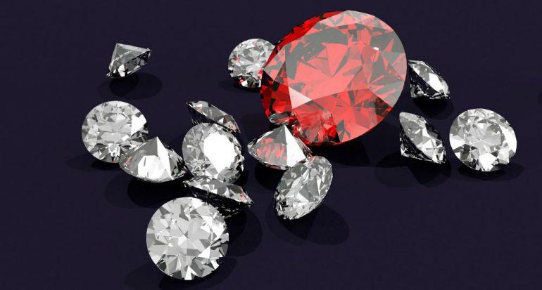 ¿Qué país fue el primero en extraer diamantes?