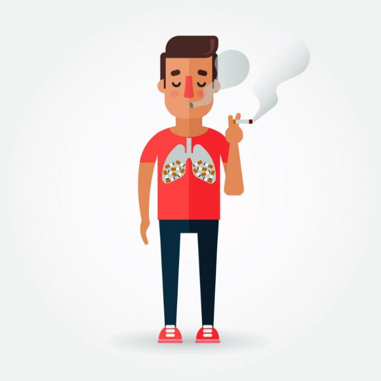 ¿Qué país tiene más fumadores?