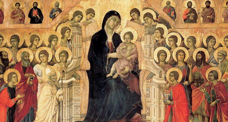 ¿Qué se celebra en la solemnidad de Todos los Santos?