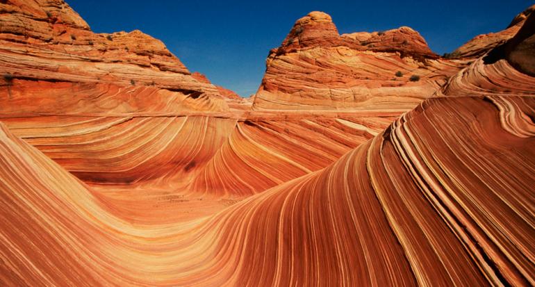 ¿Qué son las famosas olas de piedra?