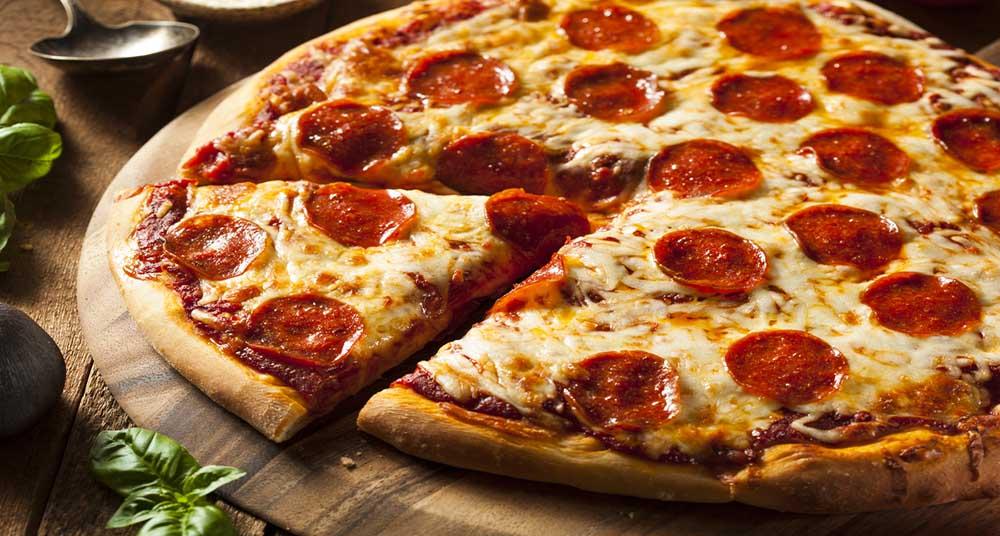 ¿Quién come más pizza?