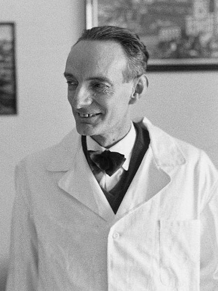 ¿Quién descubrió los antihistamínicos?