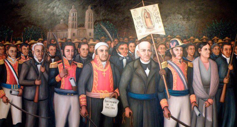 """¿Quién tocó la """"campana de la Independencia"""" en Dolores?"""