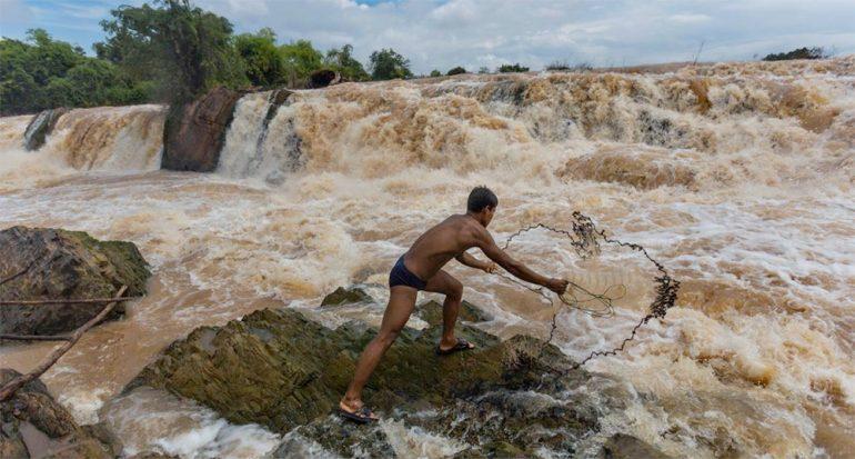 ¿Represar o no? Doce fotografías del río Mekong