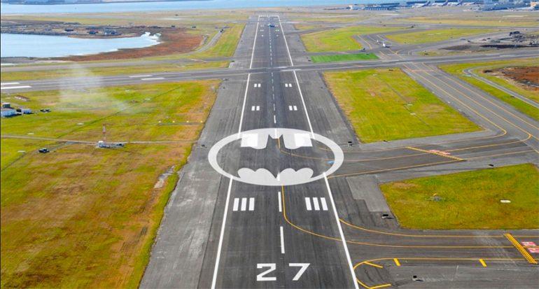 ¿Sabías que existe el Aeropuerto de Batman?