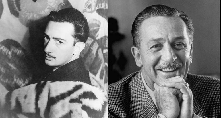 ¿Sabías que existe un cortometraje hecho entre Disney y Dalí?
