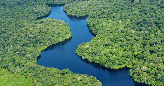 ¿Sabías que existe un río que fluye debajo del Río Amazonas?