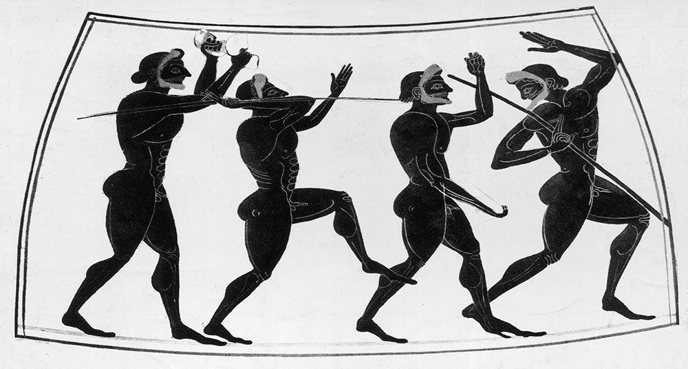 Sabes Como Competian Los Atletas De La Antigua Grecia En Los Juegos