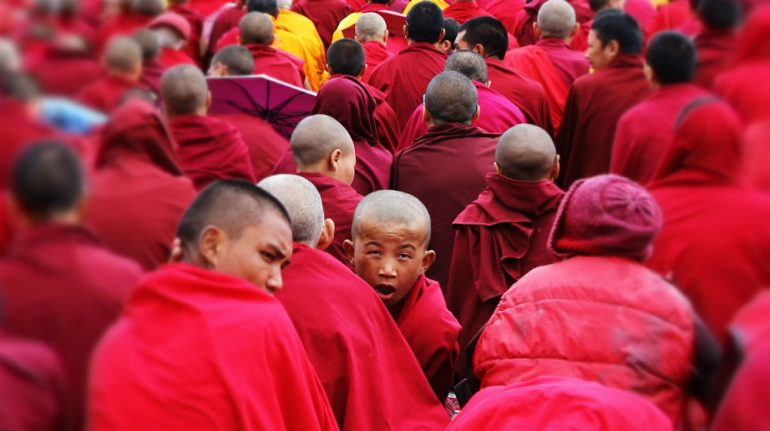 ¿Sabes qué es un tulku para el budismo tibetano?