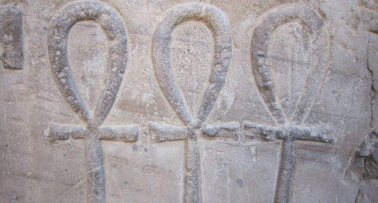 ¿Sabes qué significaba la cruz en el antiguo Egipto?