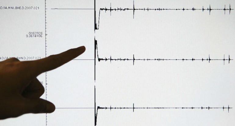 ¿Sientes todos los temblores?