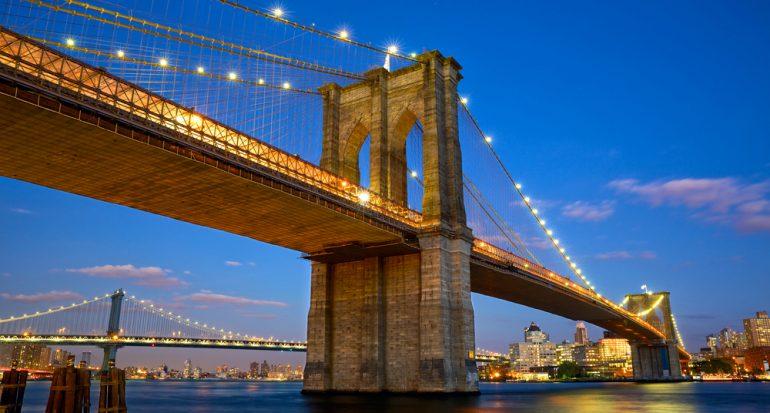 10 datos curiosos sobre el Puente de Brooklyn en Nueva York