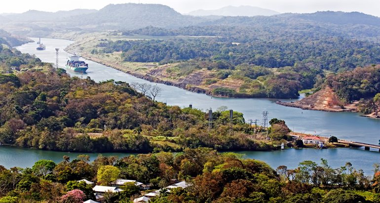 10 datos que debes saber del Canal de Panamá