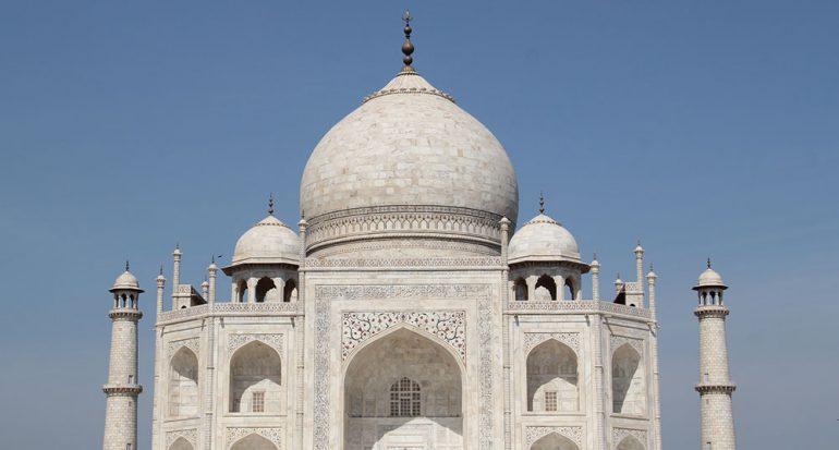 10 datos que no sabías sobre el Taj Mahal