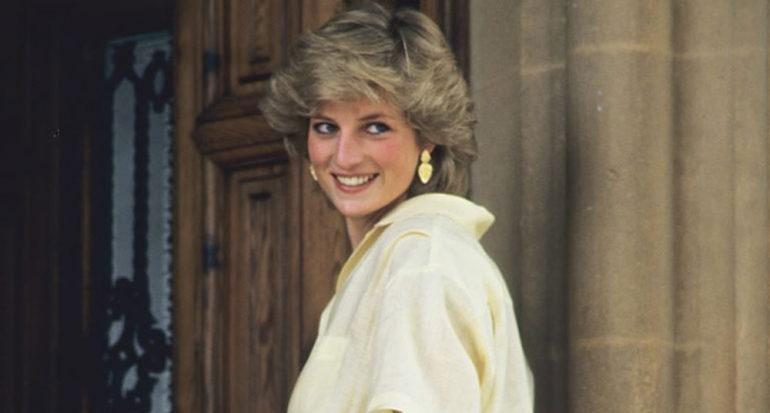 10 fotografías icónicas e inolvidables de la Princesa Diana