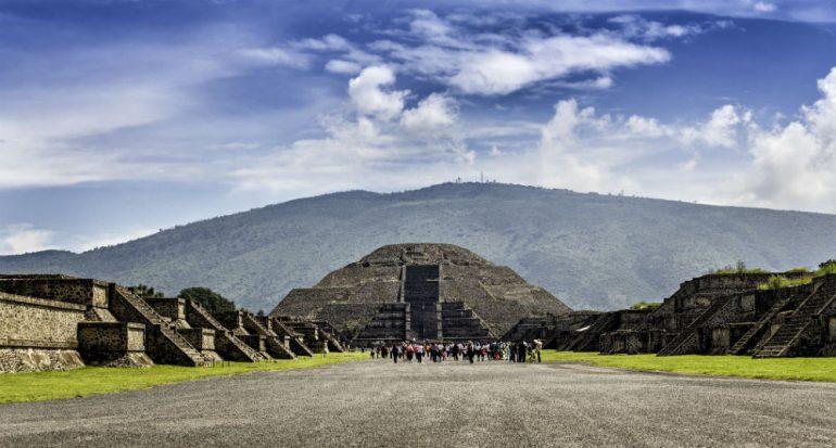 10 fotografías impresionantes de Teotihuacán