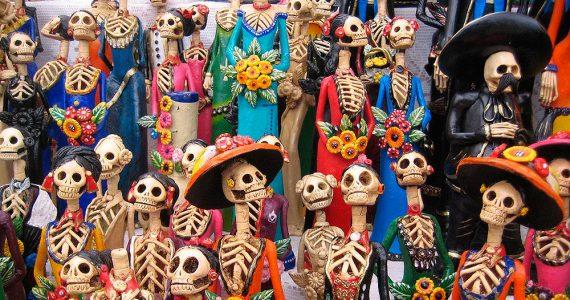 """10 frases para celebrar el """"Día de Muertos"""""""