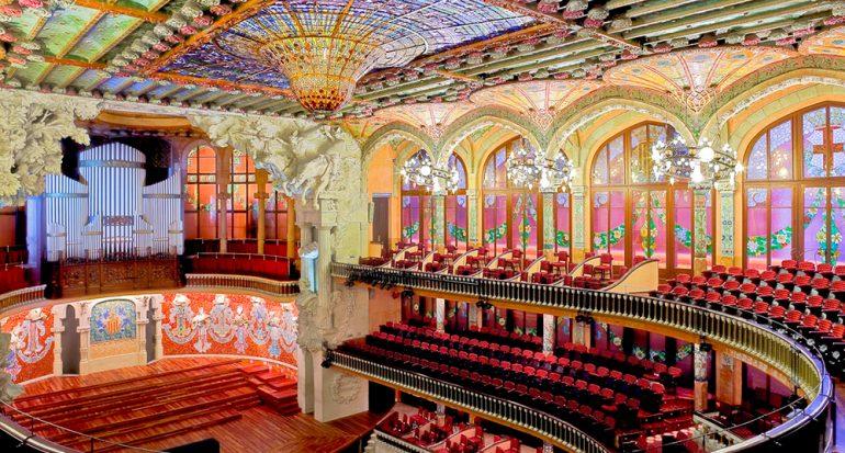 10 teatros alrededor del mundo que debes conocer