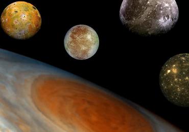 Descubren 12 lunas nuevas alrededor de Júpiter