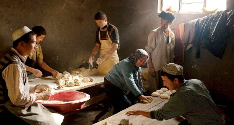 16 fotografías de cocinas del mundo