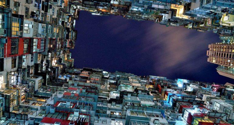 18 fotos urbanas surrealistas sugieren que el futuro ha llegado