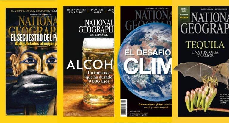 20 años de National Geographic en español