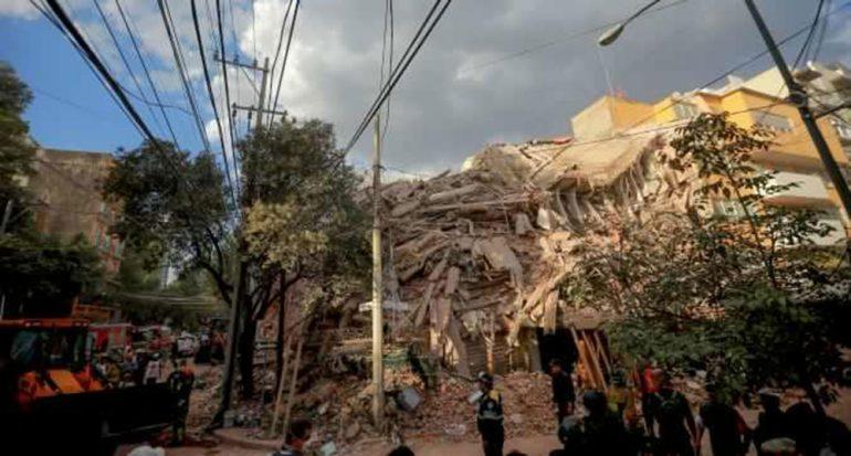 5 asociaciones a las que puedes apoyar en el sismo en CDMX
