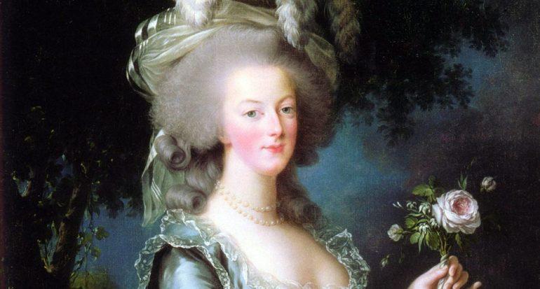 5 datos que seguro no sabías sobre María Antonieta