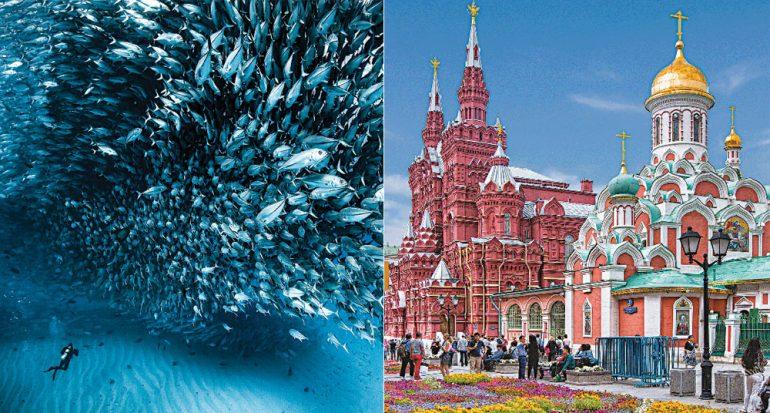 5 destinos para visitar en 2017