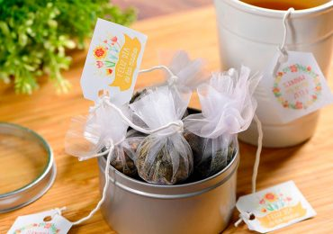 5 maneras de reutilizar las bolsitas de té