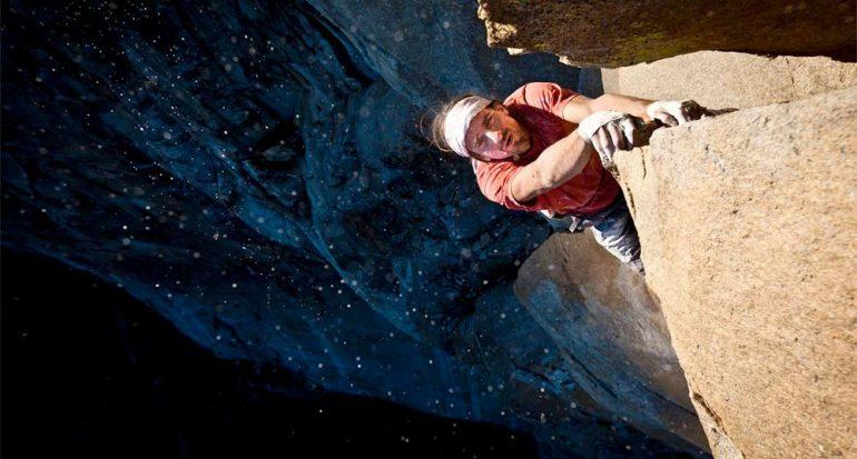 6 fotos de los momentos extremos de Dean Potter