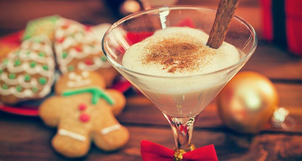 Resultado de imagen para bebidas navideñas