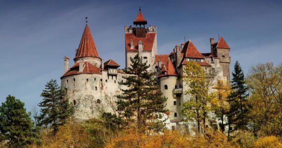 7 castillos embrujados en todo el mundo