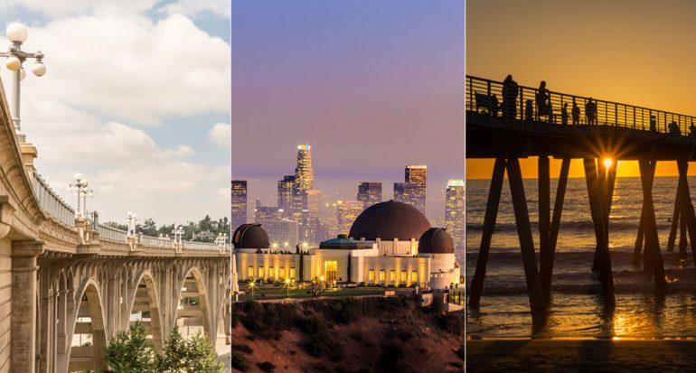 7 lugares para visitar en Los Ángeles