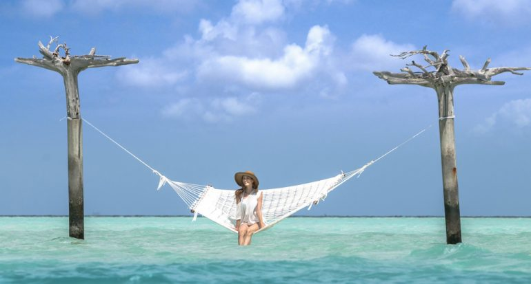9 motivos para vacacionar en las Maldivas