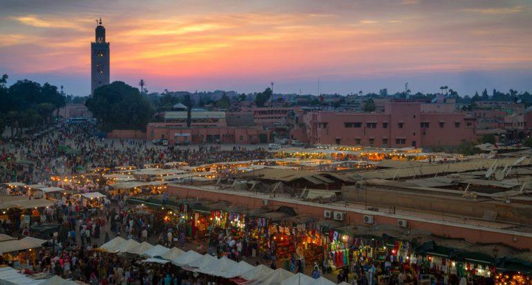 A Marruecos para trabajar