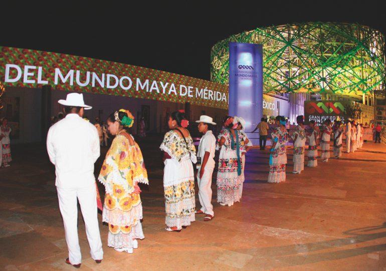 A celebrar el Mayab