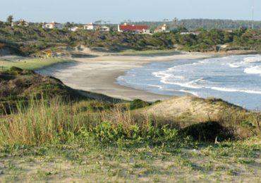 A fuego lento en la costa uruguaya