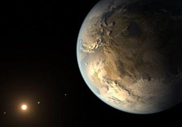 A la vista planeta parecido a la Tierra