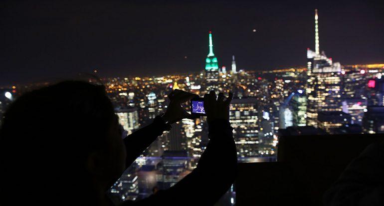 A pie por Nueva York