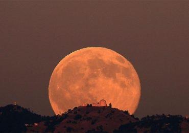 Admira la primera luna llena de un solsticio de verano en más de 50 años