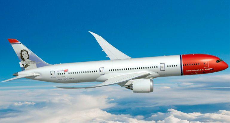 Aerolínea bate el récord del vuelo transatlántico más rápido