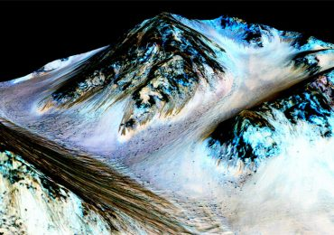 Científico pide tomar con reserva los nuevos datos sobre Marte
