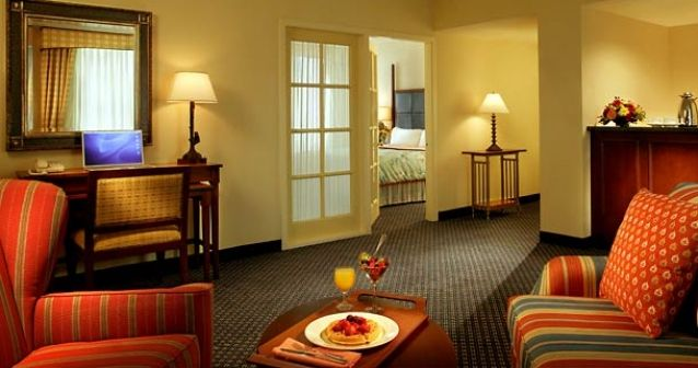 Ahorrar en Houston: Marriott Westchase Hotel