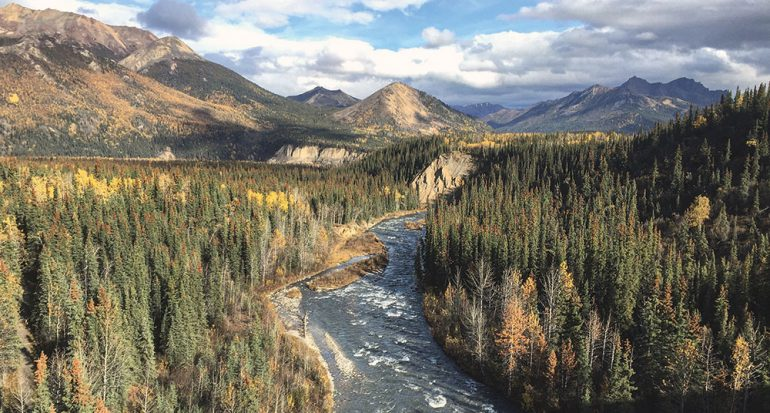 Alaska: tierra de maravillas glaciares