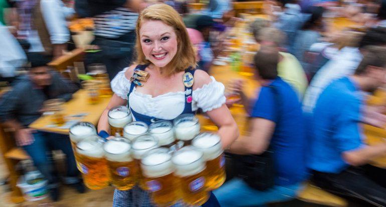 "Alemania celebra 500 años de la ""pura"" cerveza germana"