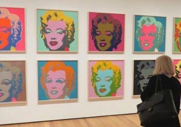 Andy Warhol llega a México